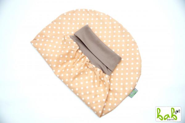Strampelsack Baby 0-6 Monate Pucksack Schlafsack gefüttert oder ungefüttert